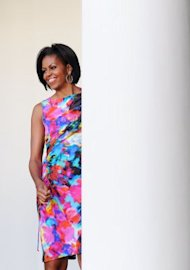 There's more to being the first lady of fashion than meets the eye. (Photo by Olivier Douliery-Pool/Getty Images)