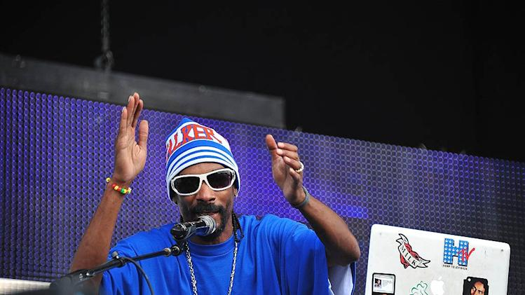 Snoop Electric Zoo Cncrt