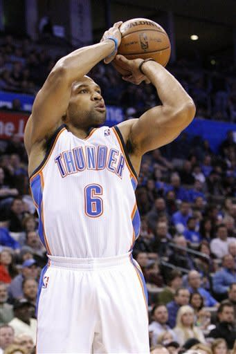 Durant gets triple-double in 119-74 Thunder rout