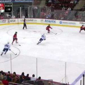 Cory Schneider Save on James van Riemsdyk (03:42/3rd)