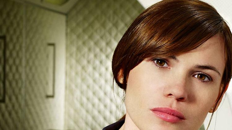 "Clea DuVall as Sue Parsons in ""Virtuality."""