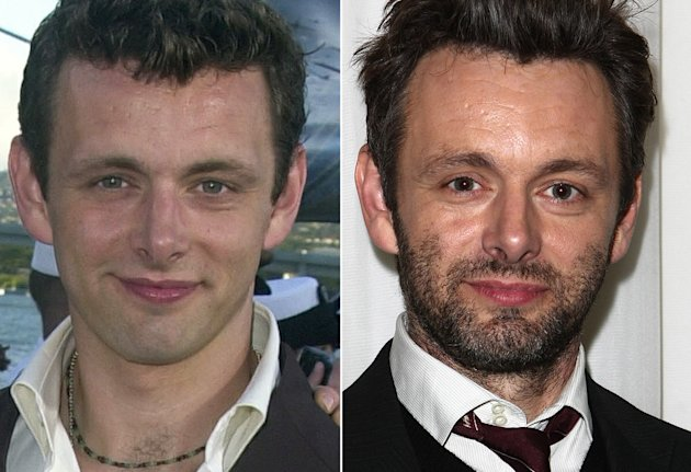 Before and After 2009 Michael Sheen