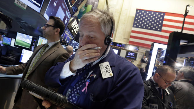 Stocks rise on Wall Street after 3 days of losses