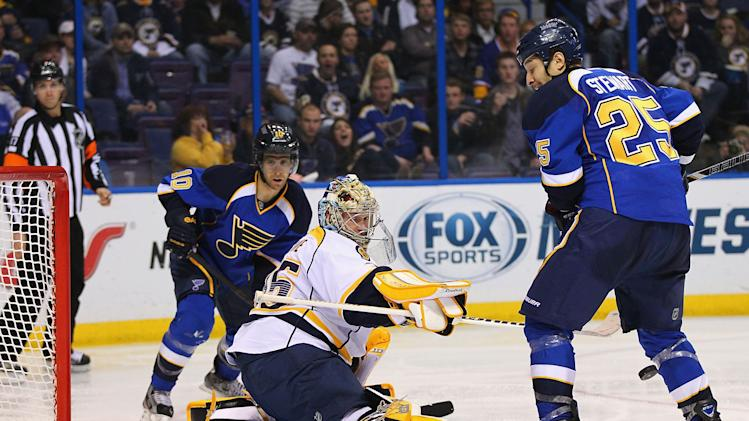 Nashville Predators v St. Louis Blues