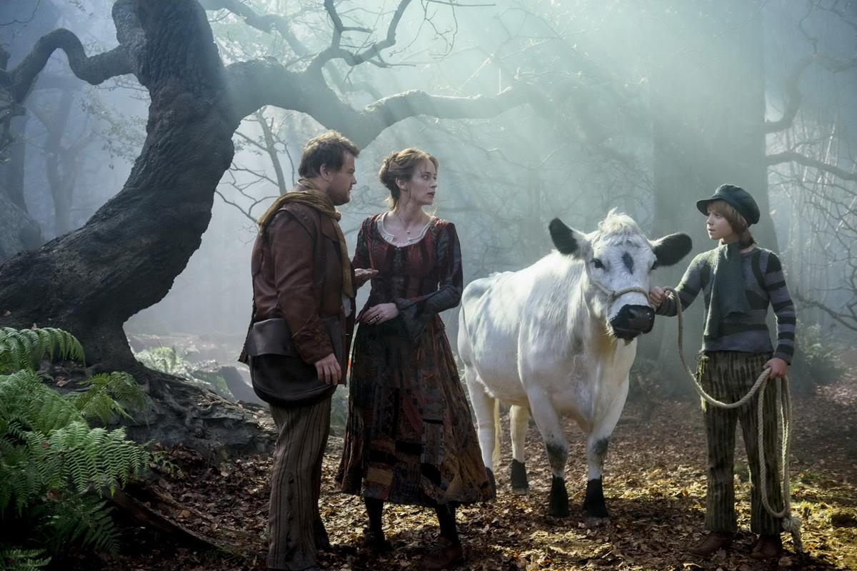 Tell us what you thought of 'Into the Woods'