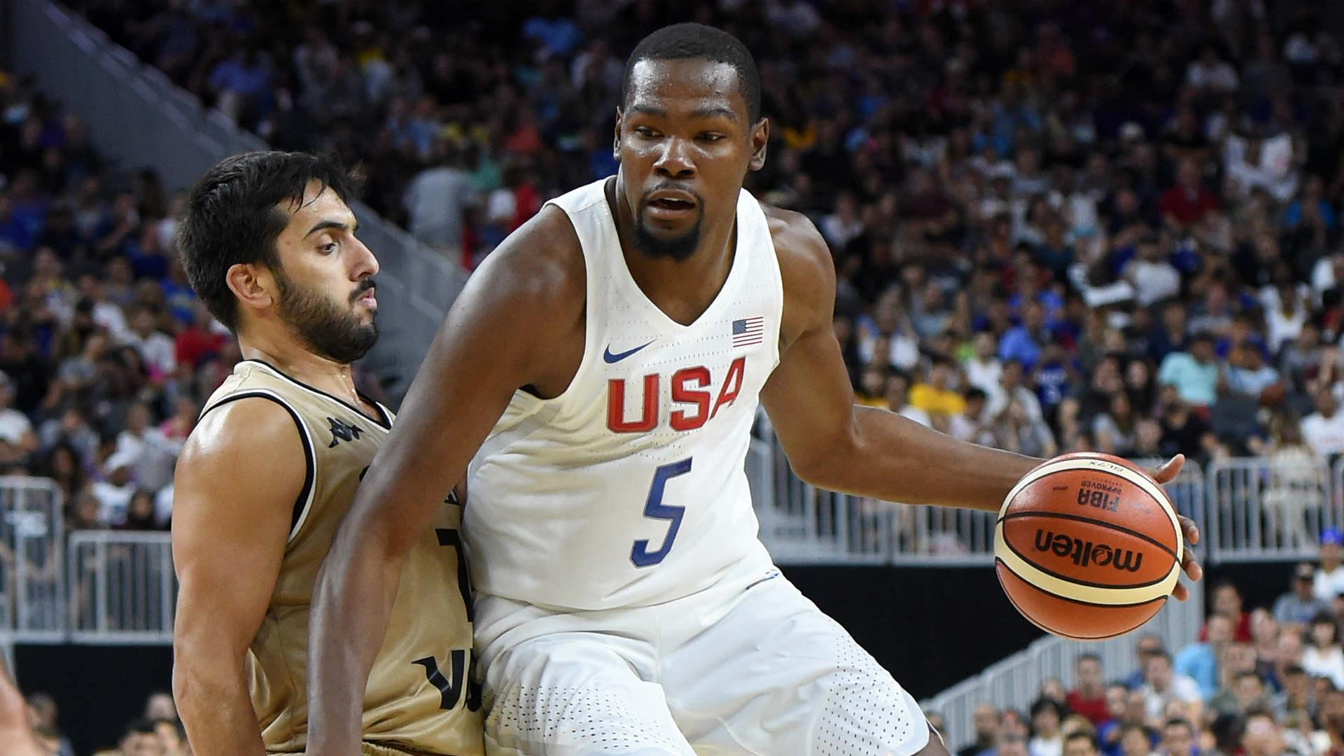 Three takeaways from USA Basketball's win over Argentina