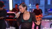 Alicia Keys Performs 'Brand New Me' Live on 'GMA'