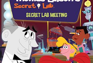 Genius Brands International and NCircle Entertainment Debut First Thomas Edison's Secret Lab DVD at Walmart Stores Nationwide