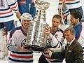 Mark Messier talks 1988 Edmonton Oilers
