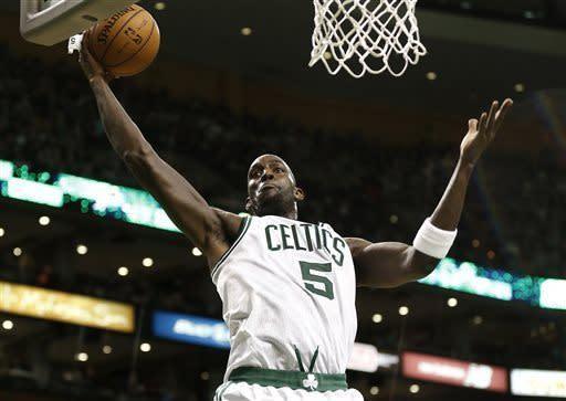 Garnett, Pierce return, help Celts beat Wizards