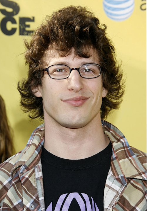 "Andy Samberg at Spike TV's ""GuysChoice"" Awards."