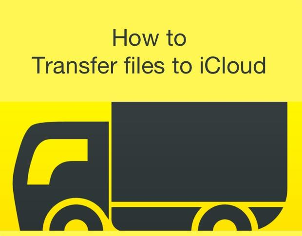 Use Transmit and iCloud to transfer files between multiple Apple devices