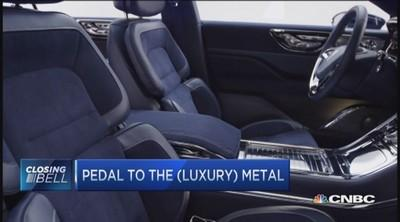US automakers face luxury challenge: Analyst