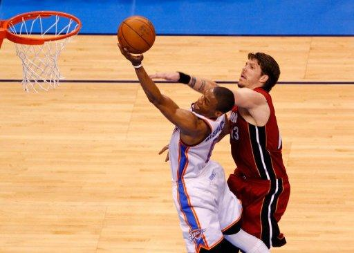 Oklahoma City Thunder kept their home record perfect in the playoffs with their ninth win in a row