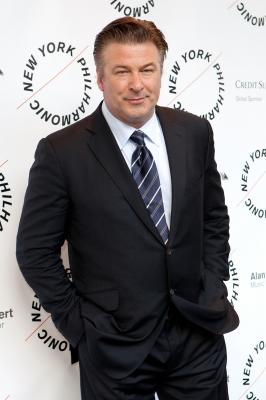 "Alec Baldwin attends the 2011 New York Philharmonic Orchestra Spring Gala Benefit Performance of Stephen Sondheim's ""Company"" at Lincoln Center in New York City, on April 7, 2011 -- WireImage"