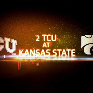 Inside College Football: 2 TCU at Kansas State preview