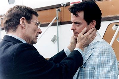Ron Leibman as Lenny and Greg Kinnear as Bob Crane in Sony Pictures Classics' Auto Focus