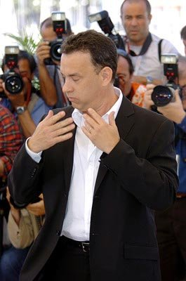Tom Hanks The Ladykillers Cannes Film Festival - 5/18/2004
