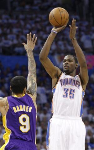 Thunder-Lakers Preview