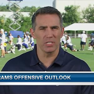 Kurt Warner says St. Louis Rams quarterback Sam Braford needs 'consistency'