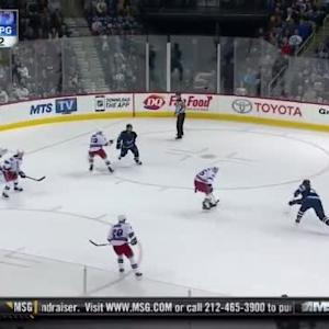 Henrik Lundqvist Save on Chris Thorburn (13:44/3rd)