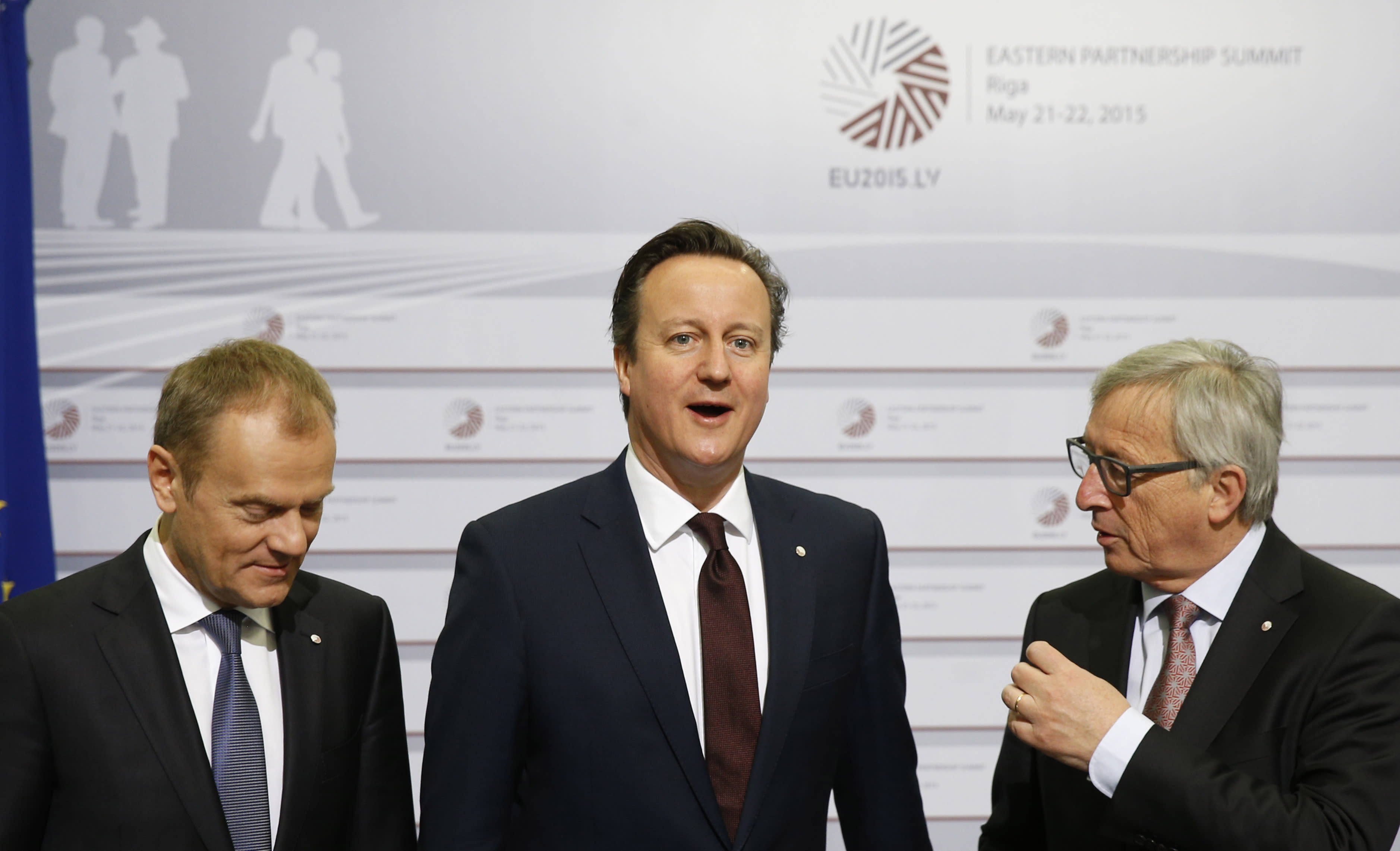 UK PM Cameron outlines who can vote in referendum on EU