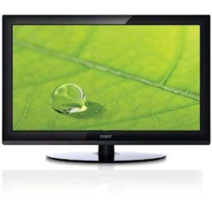 "This photo provided by the U.S. Consumer Product Safety Commission shows a 32"" Coby Flat Screen Televisions. The television is being recalled as an electronic component can fail, catch fire and ignite nearby items, posing fire and burn hazards. (AP Photo/U.S. Consumer Product Safety Commission)"