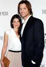 Jared Padalecki, Genevieve Cortese | Photo Credits: Beck Starr/FilmMagic