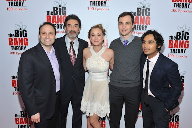 "CBS' ""The Big Bang Theory"" Celebrates Their 100th Episode"
