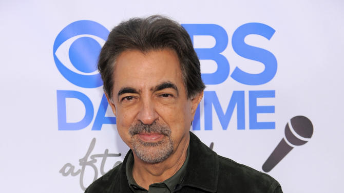 """FILE - This Oct. 8, 2013 file photo shows actor Joe Mantegna, a cast member on """"Criminal Minds,"""" at the CBS Daytime After Dark event in West Hollywood, Calif. Mantegna, Connie Francis and Alan Alda are joining forces to help raise money for veterans suffering the wounds of war. The trio will host the Homeward Bound telethon to benefit victims of post-traumatic stress disorder and traumatic brain injury. The four-hour event, airing at 7 p.m. EST Sunday on the Military Channel. (Photo by Chris Pizzello/Invision/AP, File)"""