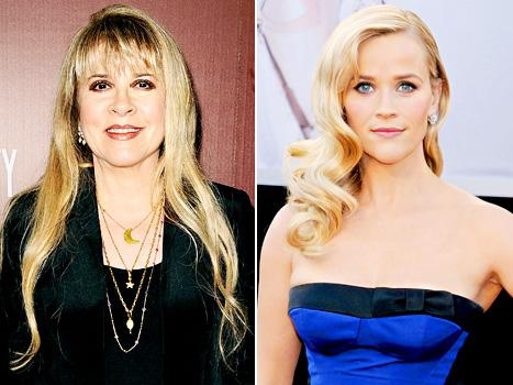 "Stevie Nicks: Reese Witherspoon Is ""Almost Too Old"" to Play Me in a Biopic"