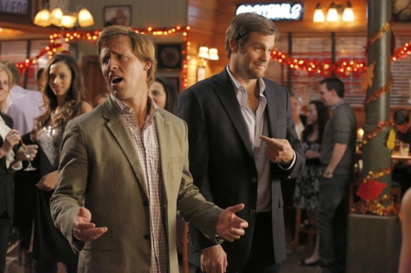 Geoff Stults on Finding His Funny for Ben and Kate, How Long He'll Stay and What's Next