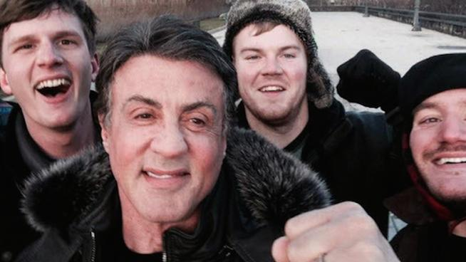 Social Media Roundup: Philadelphia Tourists Snap A Selfie with 'Rocky'