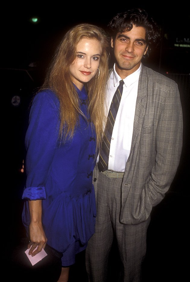 Kelly Preston & George Clooney …