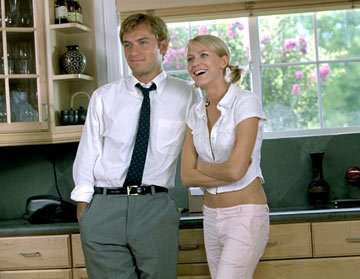 Jude Law and Naomi Watts in Fox Searchlight's I Heart Huckabees
