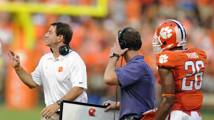 No. 3 Clemson pulls talent from Sunshine State