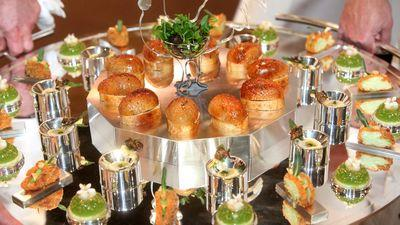 U.S. Takes Home Silver Medal in Bocuse d'Or 2015