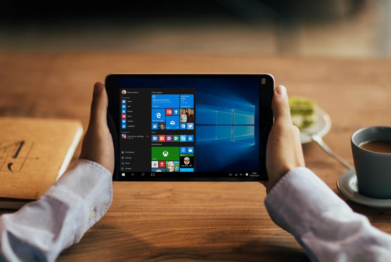 Xiaomi's Mi Pad 2 is an iPad mini that runs Windows 10
