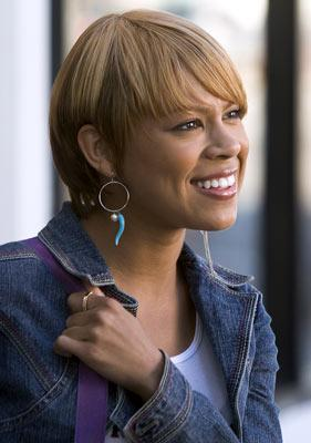 Toni Trucks Showtime's 'Barbershop: The Series' Toni Trucks