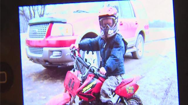 Dirt bike stolen from 5-year-old boy in Livingston County