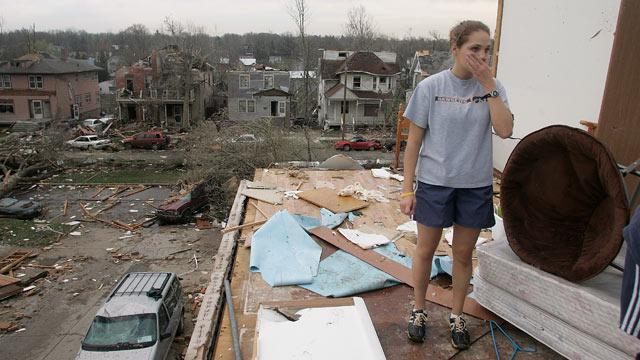 Tornado? Bring It On! Survivors Become Cocky, Study Says
