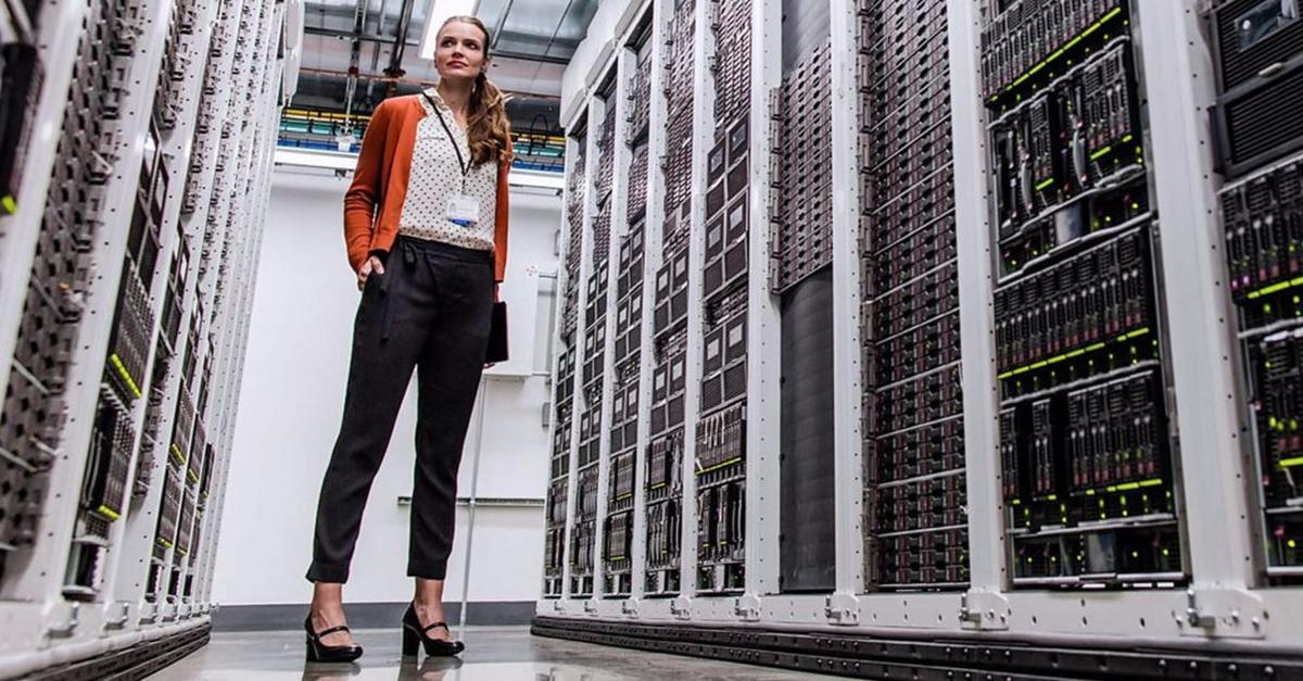 HPE Helps Empower the Data-Driven Organization