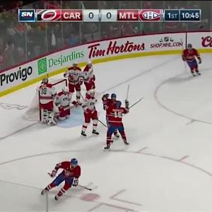 Carolina Hurricanes at Montreal Canadiens - 12/16/2014