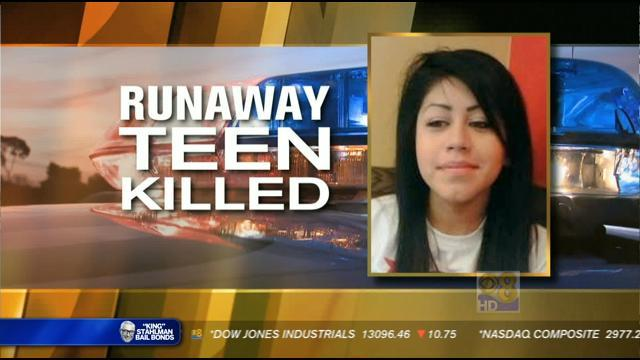 San Diego runaway found murdered in Oregon