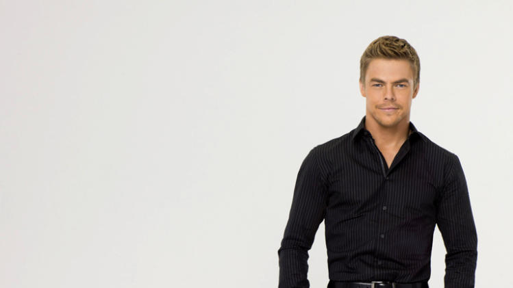 "Derek Hough, who is returning for his 9th season, competes on Season 14 of ""Dancing With the Stars."""