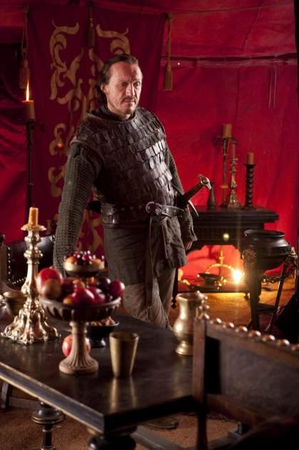 Jerome Flynn as Bronn in 'Game of Thrones' Episode 9, Season 1, HBO, 2011 -- HBO