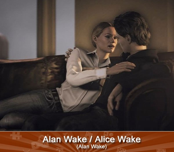 Alan Wake / Alice (Alan Wake)
