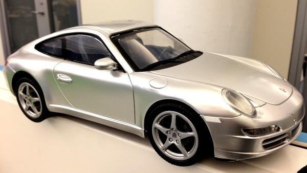 iPhone-Controlled Porsche 911 Carerra is Fun, for a Price [REVIEW]