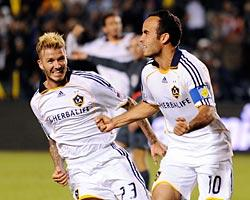 Aligned stars lead Galaxy to final