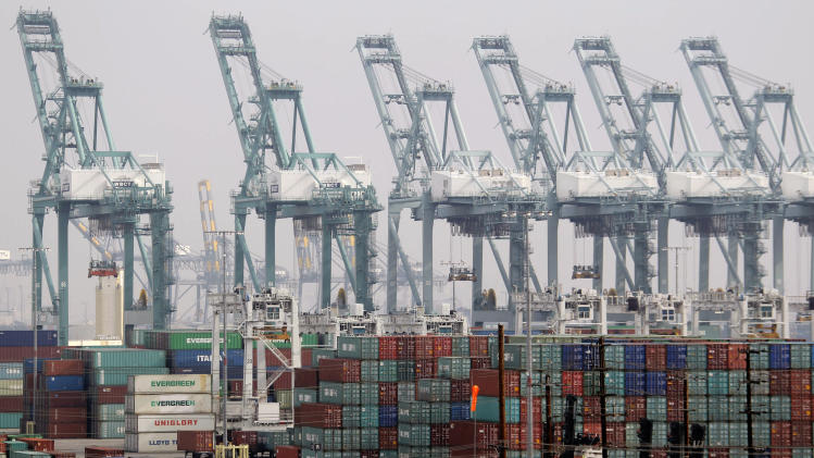LA ports reopen after crippling 8-day strike ends